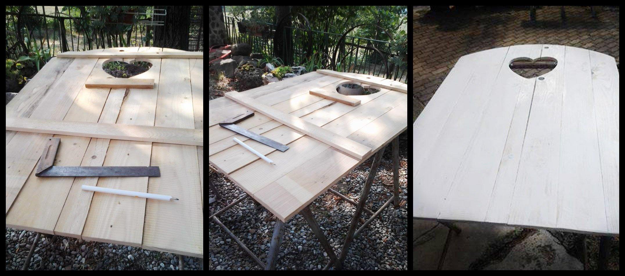Come costruire un letto a soppalco fai da te come - Costruire testata letto ...