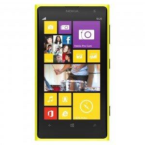 Lo smartphone Nokia Lumia 1020 ha una fotocamera da 41 megapixel. Prezzo 699 euro. www.nokia.com