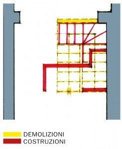 Una casa stretta e lunga che ottimizza lo spazio cose di for Piano terra della casa
