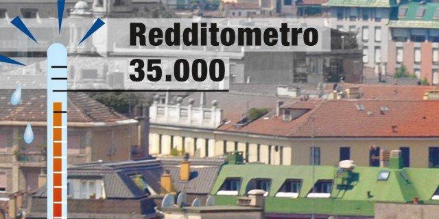 Redditometro 2013: i controlli non saranno 35mila