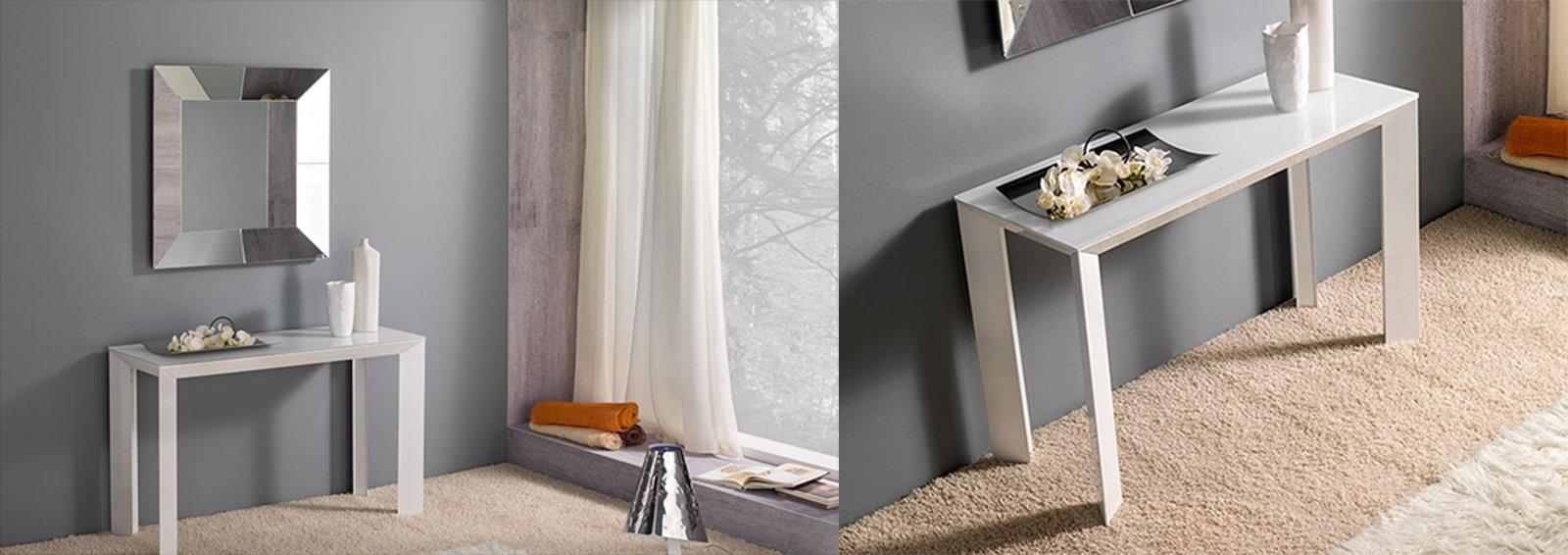 Console per sfruttare bene lo spazio cose di casa for Consolle moderne ikea