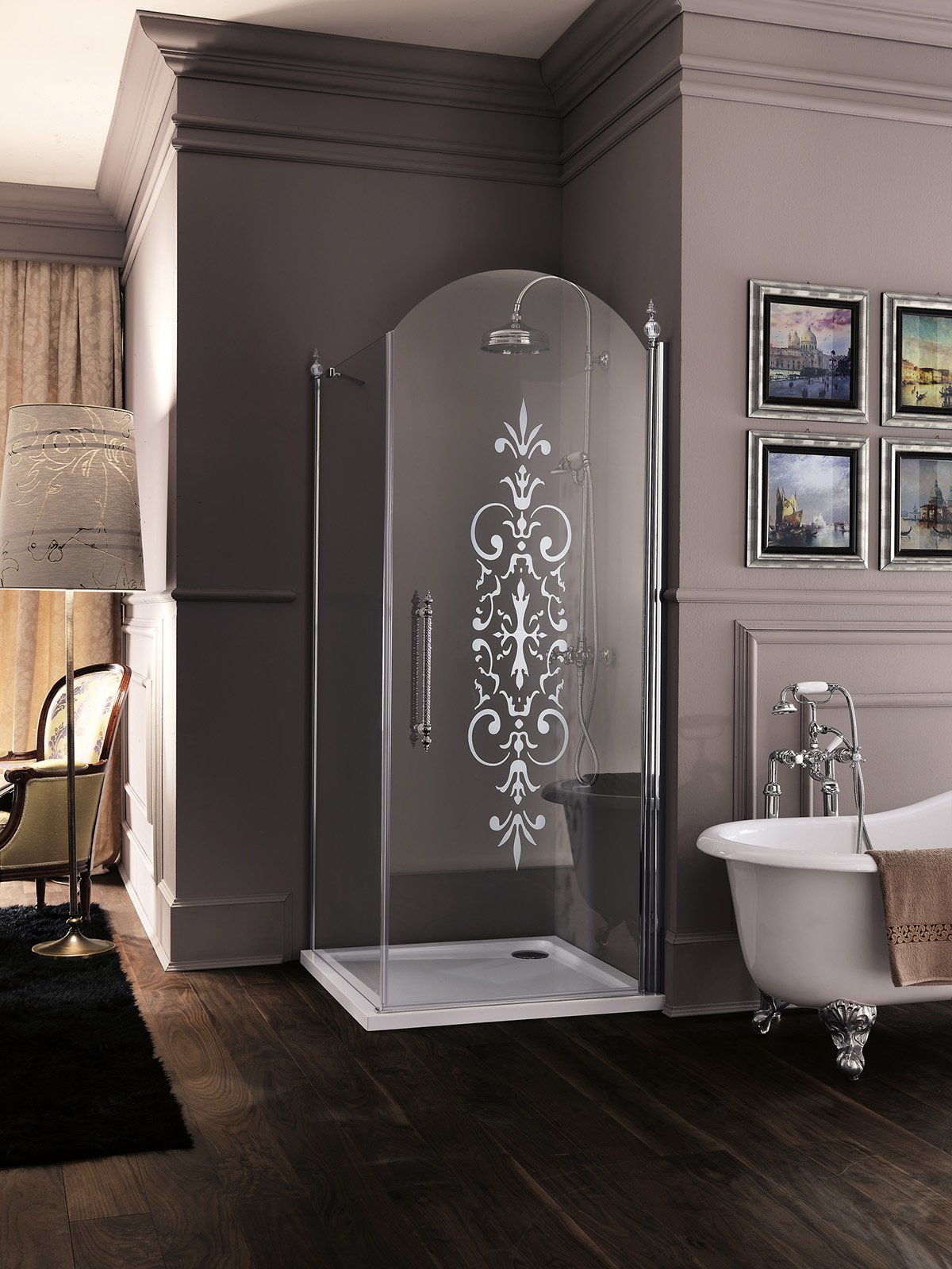 Box doccia quale chiusura scegliere cose di casa - Box doccia colorati ...
