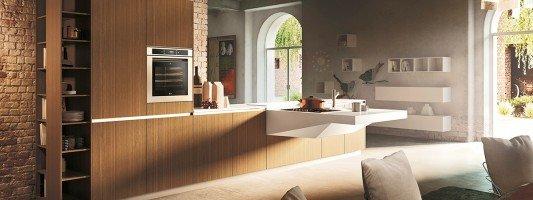 Cucine moderne arredamento cose di casa for Piani casa efficienti