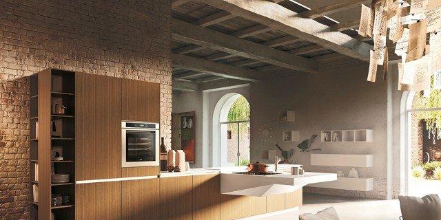 Cucine moderne arredamento cose di casa for Case moderne sotto 100k