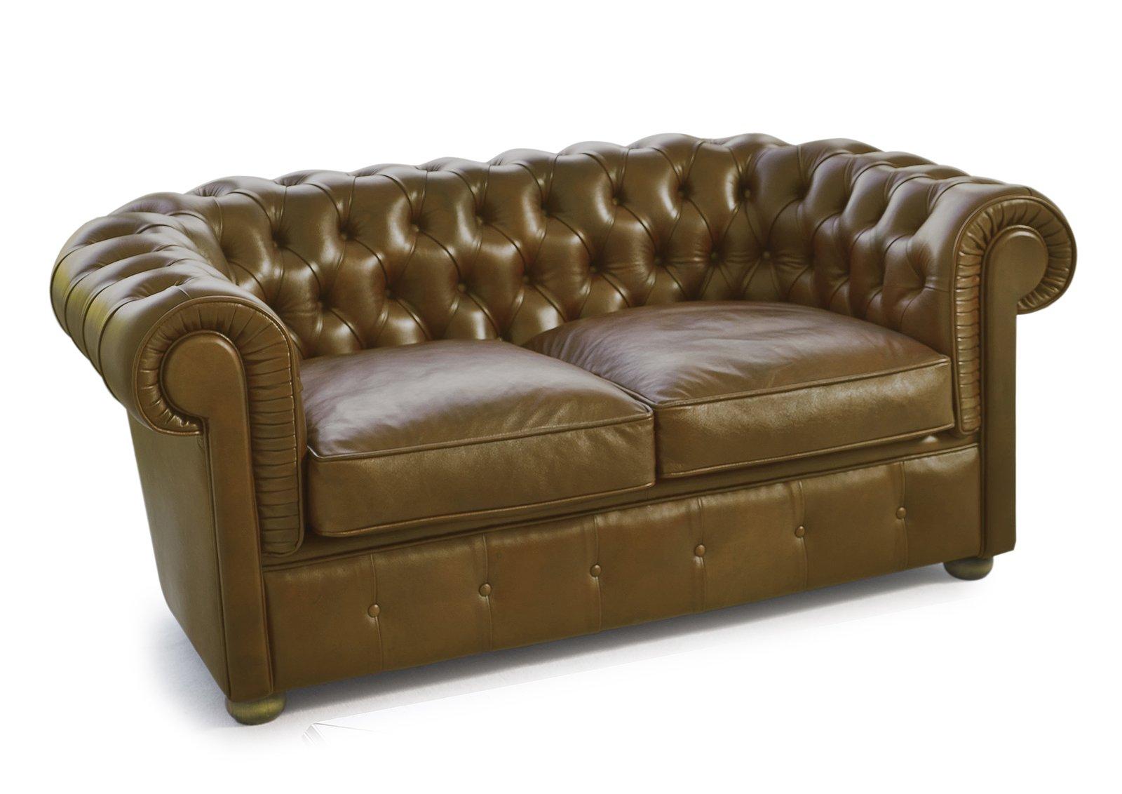 divani in pelle - cose di casa - Divano In Pelle Nera Letto