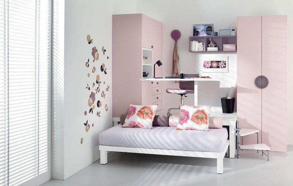 Camerette salvaspazio cose di casa - Comporre mobili ikea ...