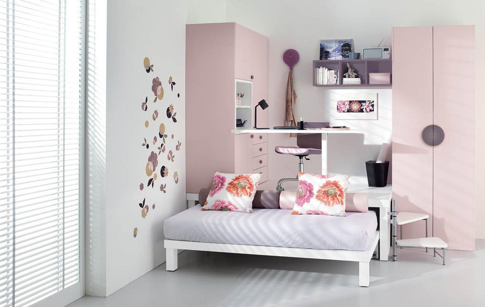 Camerette salvaspazio cose di casa for Quanto costa una casa con 4 camere da letto