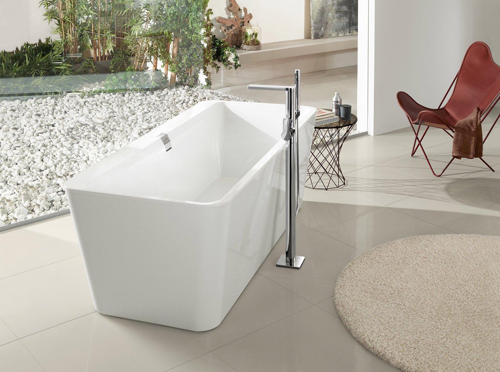 Vasche da bagno novit del cersaie 2013 cose di casa - Vasche da bagno sovrapposte prezzi ...