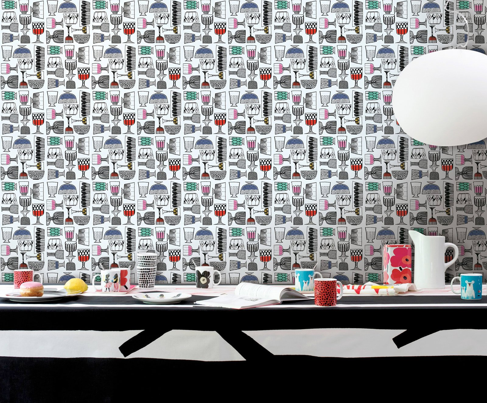 Cucina la trasformo e la personalizzo cos cose di casa for Carta muro lavabile adesiva