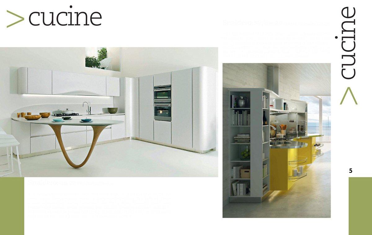 Cucina Snaidero Ola 20 Pininfarina - Snaidero Skyline 2.0 Lucci e ...