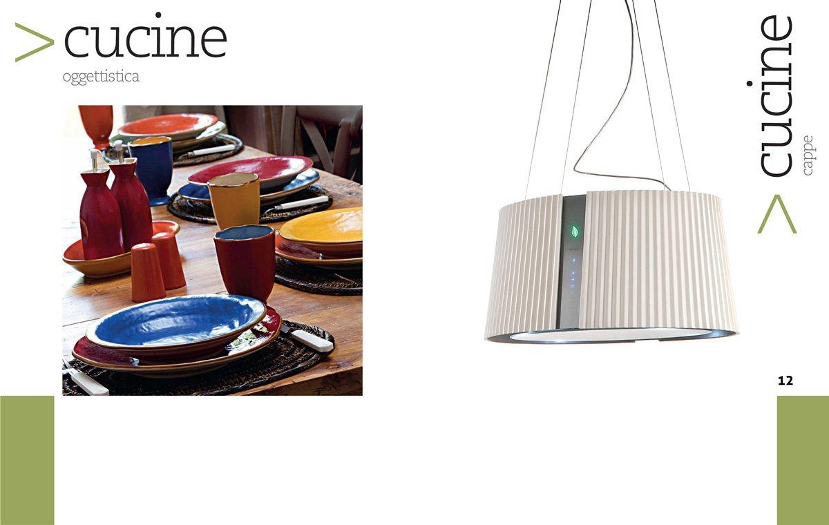 Oggetti per cucina novit home cappe cucina falmec for Novita oggettistica casa