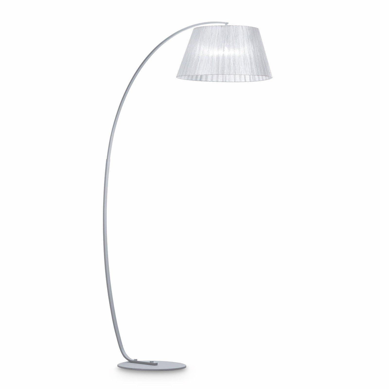 Lampade da terra per ogni ambiente cose di casa for Lampada arco ikea