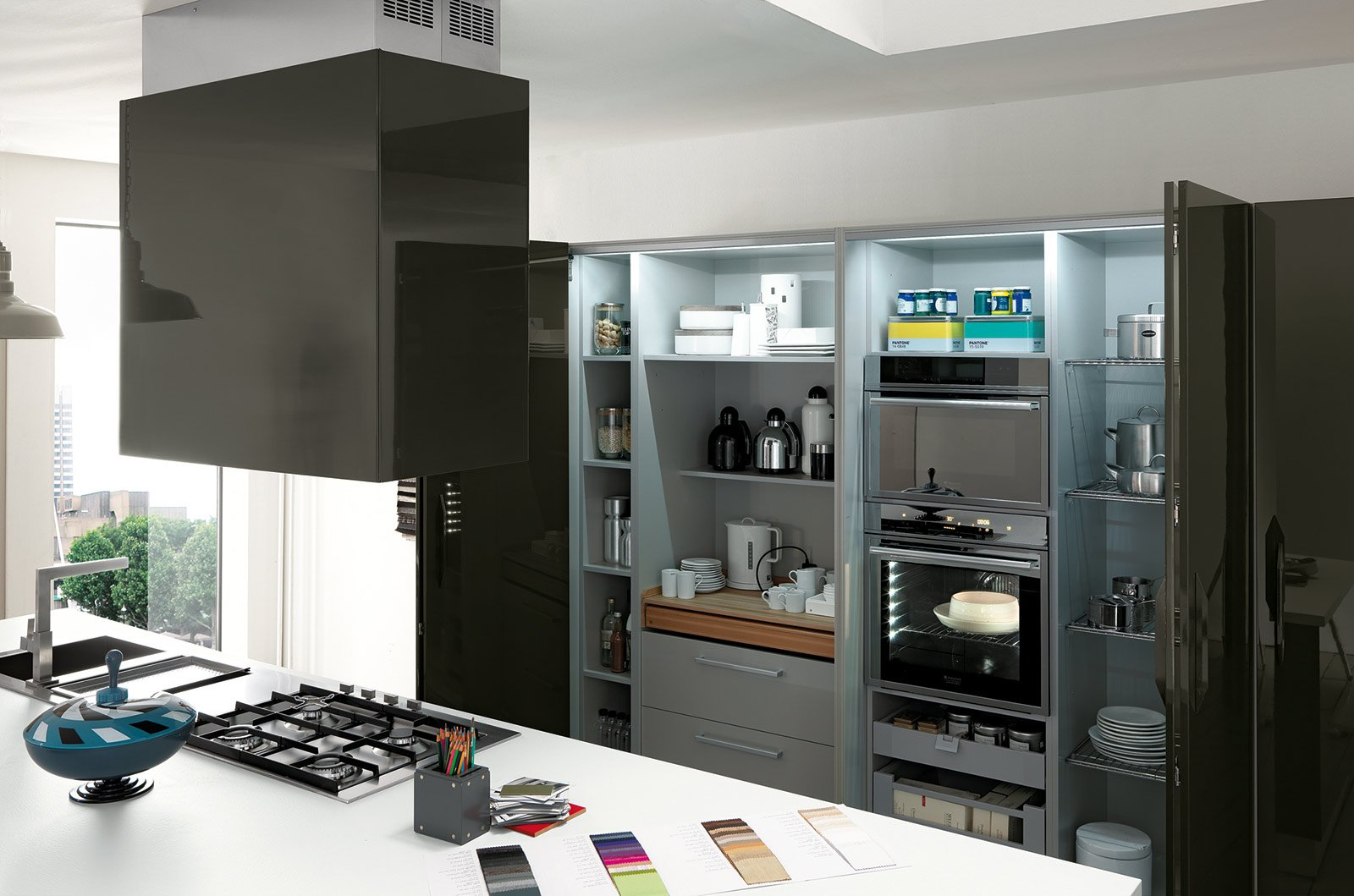 Cucina: che moduli scelgo per la dispensa - Cose di Casa