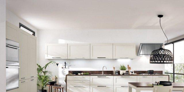 Cucine: modelli dall'anima green