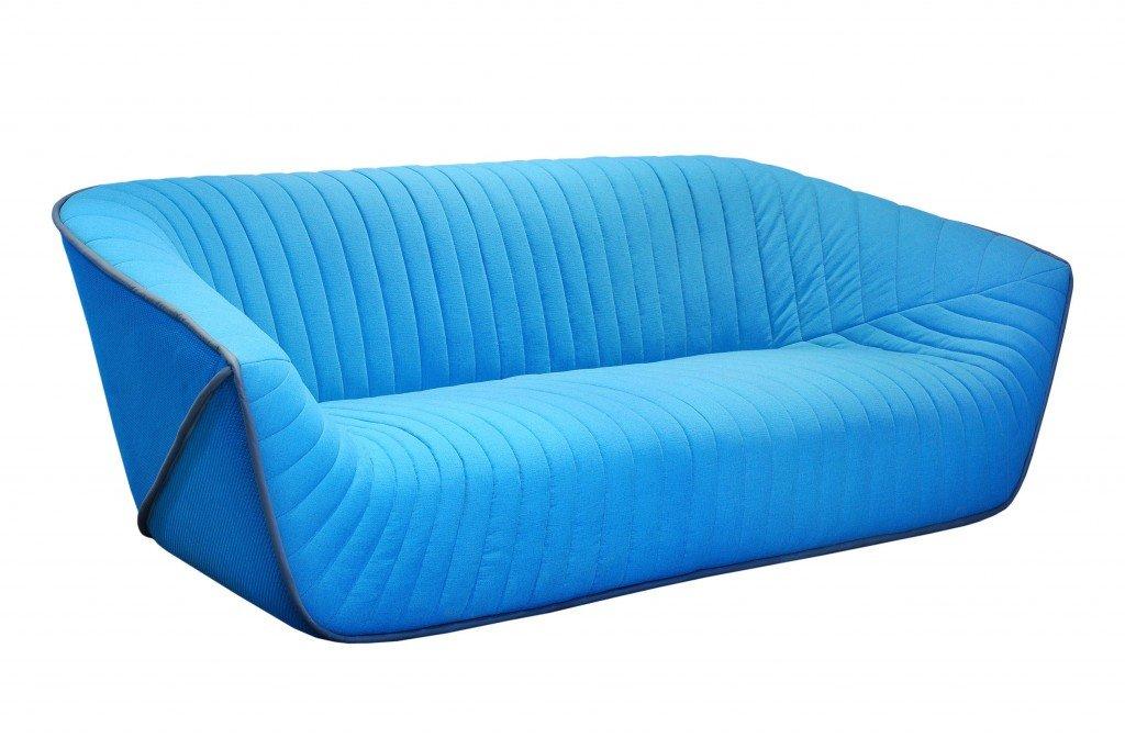 Divani blu cose di casa - Divano roche bobois prezzo ...