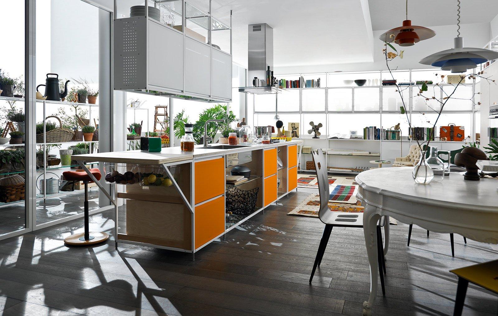 Cucine: modelli dall\'anima green - Cose di Casa