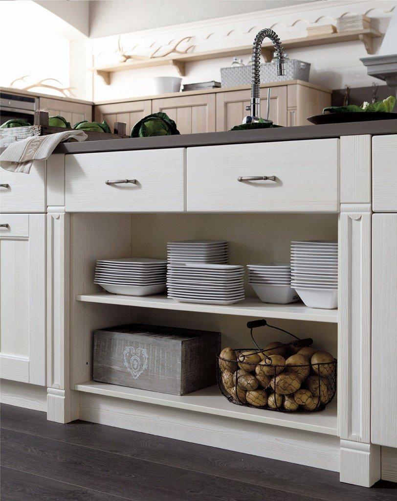 Cucina che moduli scelgo per la dispensa cose di casa for Zoccolo casa moderna