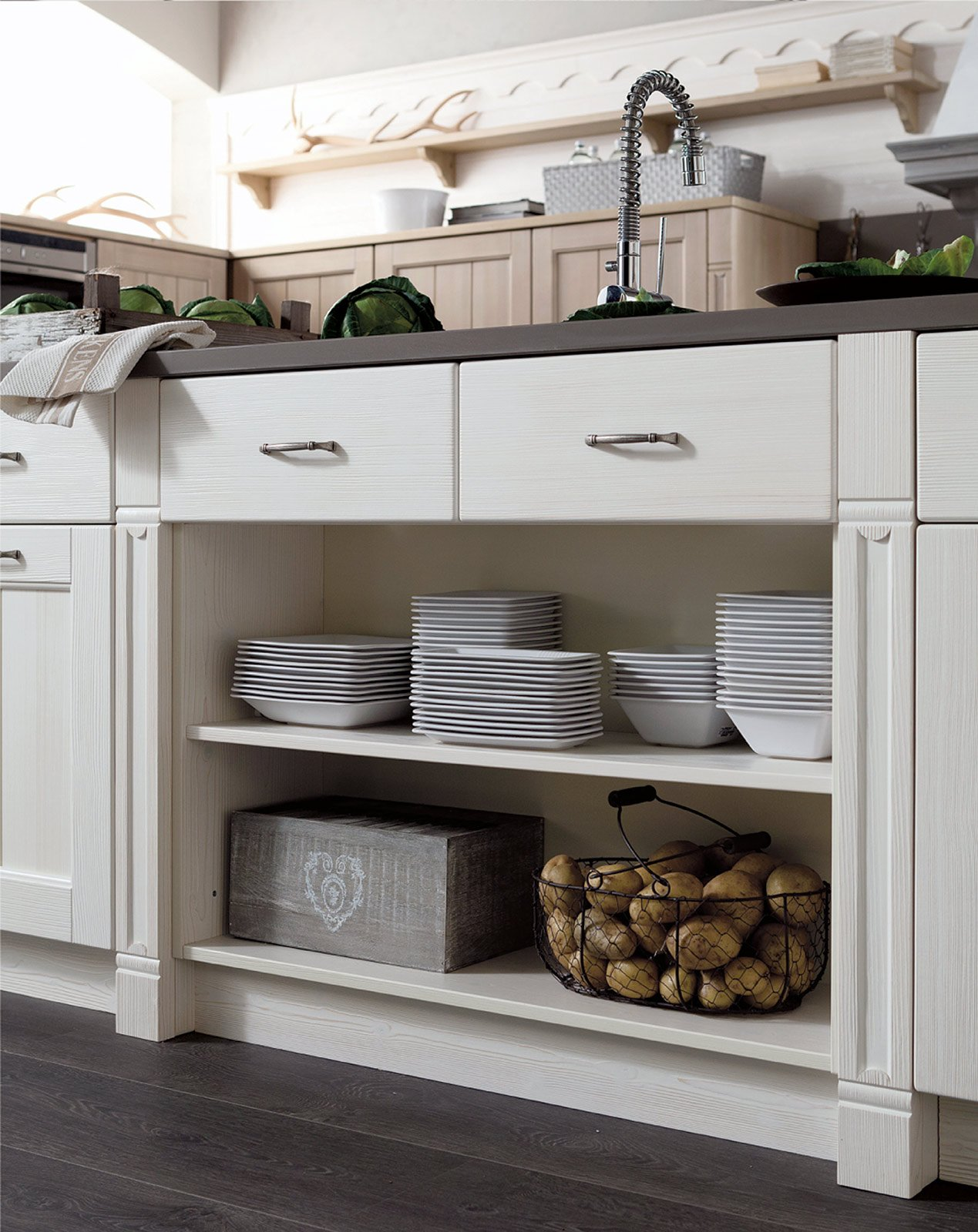 cucina: che moduli scelgo per la dispensa - cose di casa - Ikea Cassetti Cucina