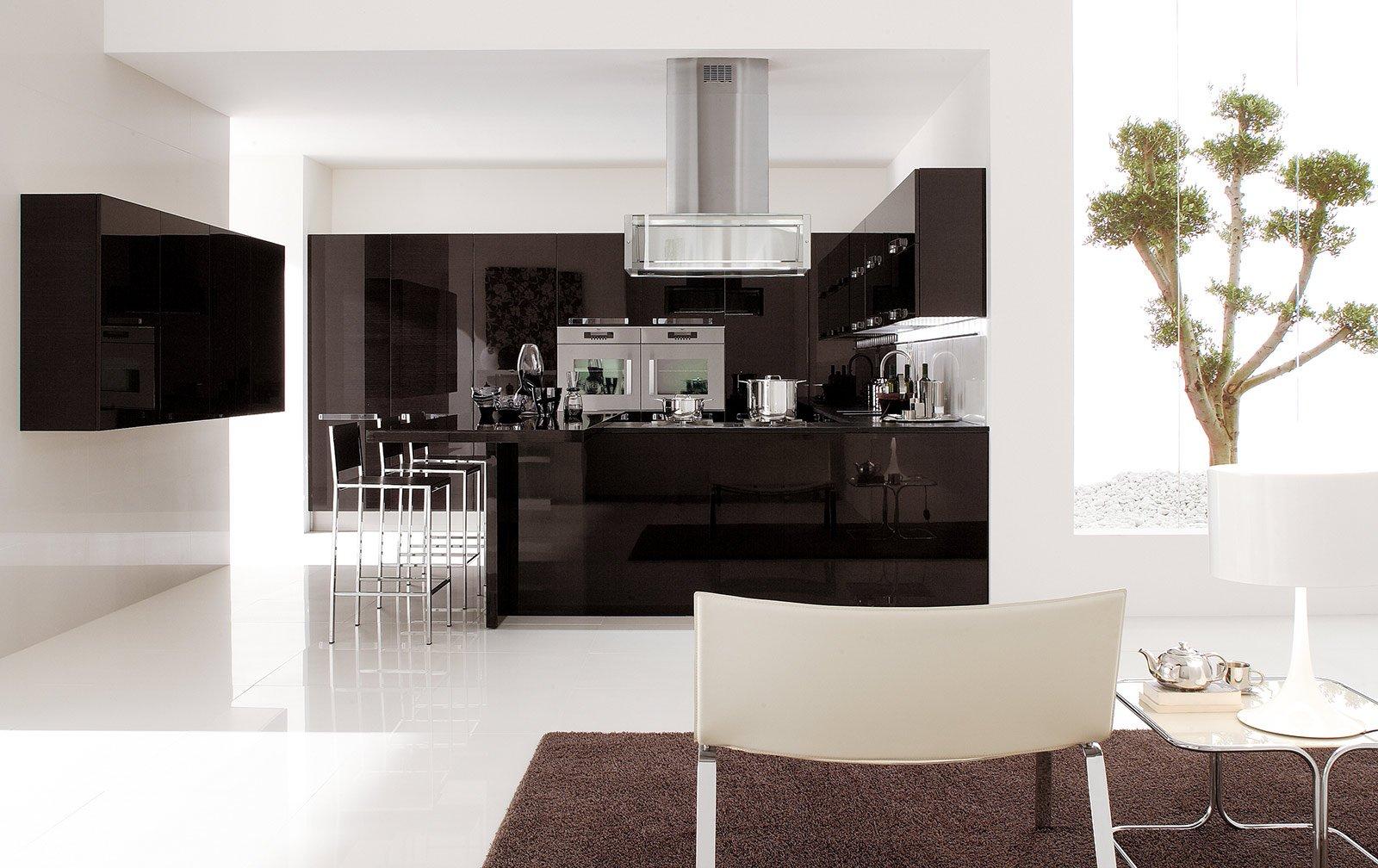 Cucine modelli dall 39 anima green cose di casa - Cucine la veneta ...