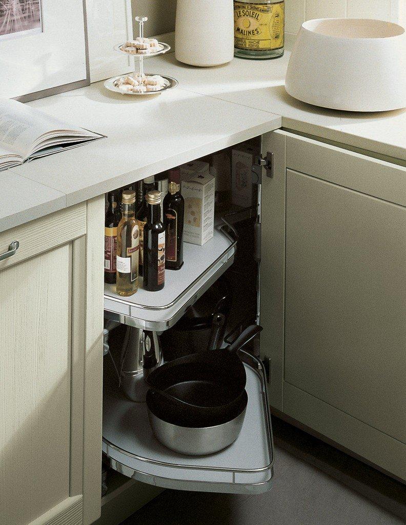 Cucina le soluzioni per l angolo cose di casa - Base angolo cucina ...