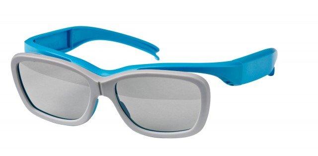 Occhiali 3D View Flexi di Meliconi, compatibili con tutte le Tv 3D a tecnologia passiva. In morbida plastica, hanno lenti rivestite di pellicola protettiva, e sopportano urti e cadute senza rompersi. Grazie alla particolare montatura, si possono indossare anche sopra gli occhiali da vista. Le lenti, di spessore 0,4 mm, garantiscono immagini nitide e inalterate anche con il capo non perfettamente eretto. Prezzo 12,90 euro. www.meliconi.com