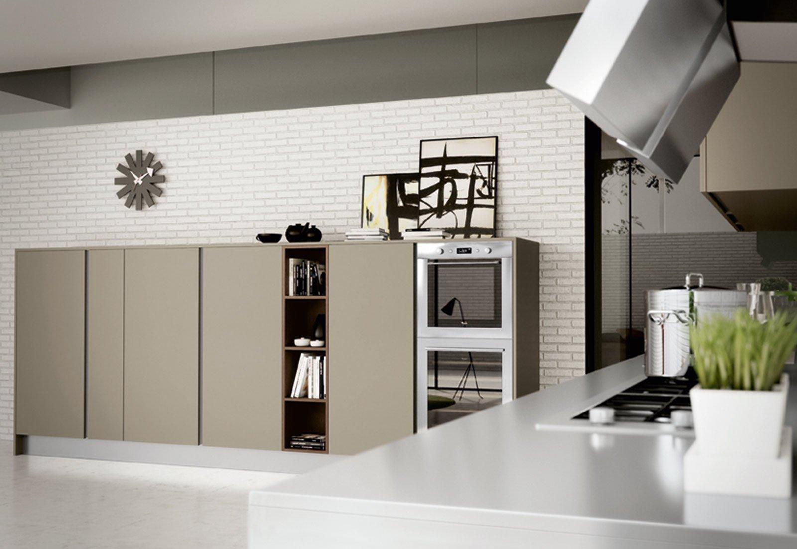 Stunning Cucine Moderne Piccoli Spazi Pictures - Design & Ideas ...