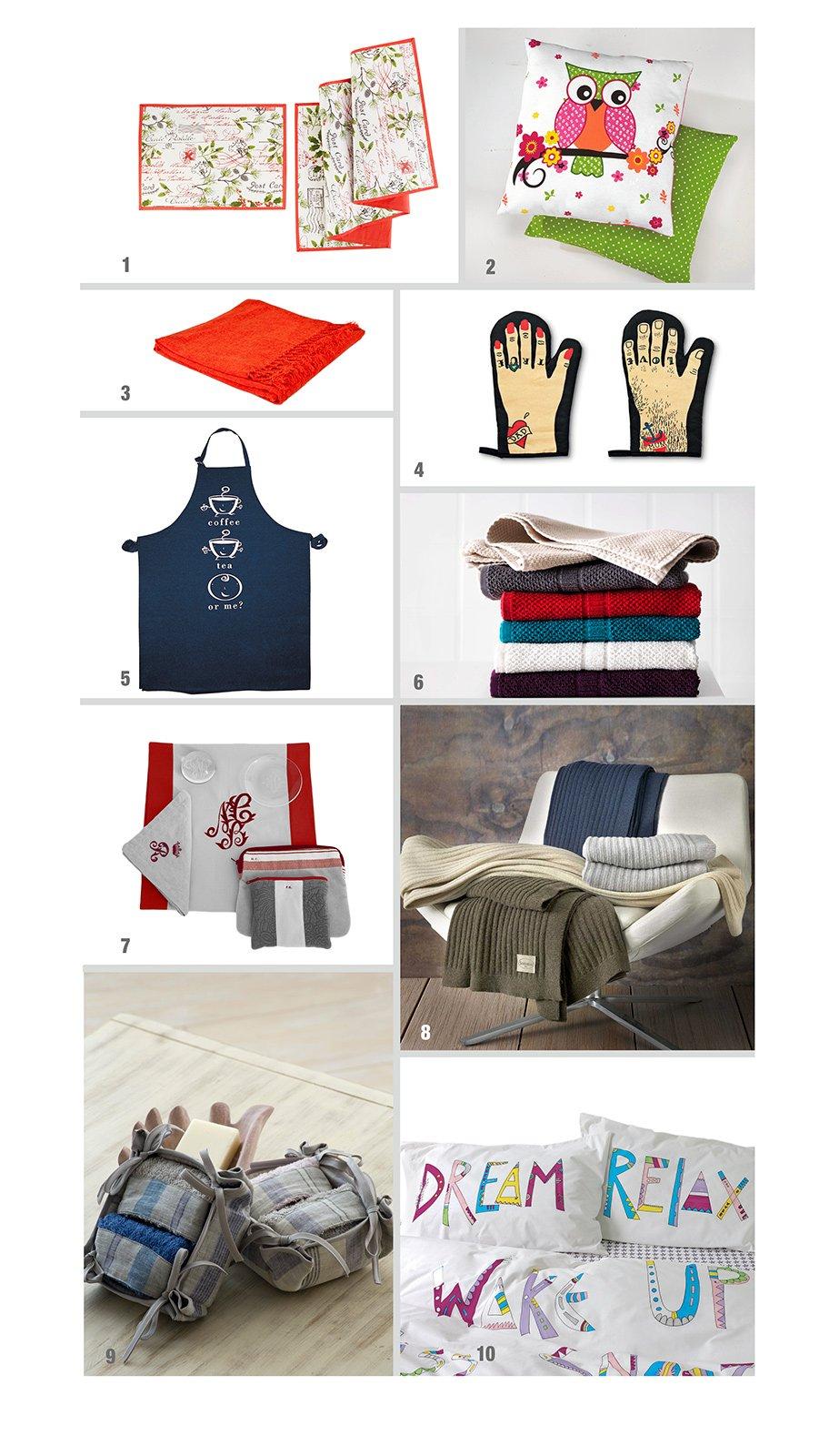 Regali di natale dalle tovagliette ai cuscini cose di casa for Coin arredamento