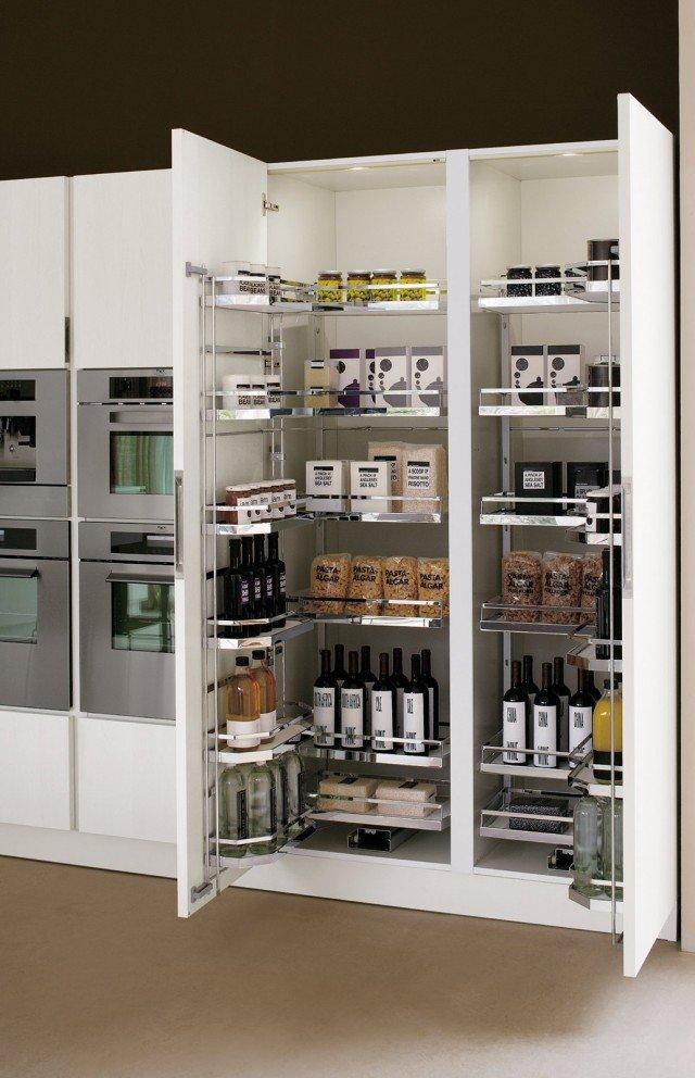 Cucina che moduli scelgo per la dispensa cose di casa for Programma per cucine
