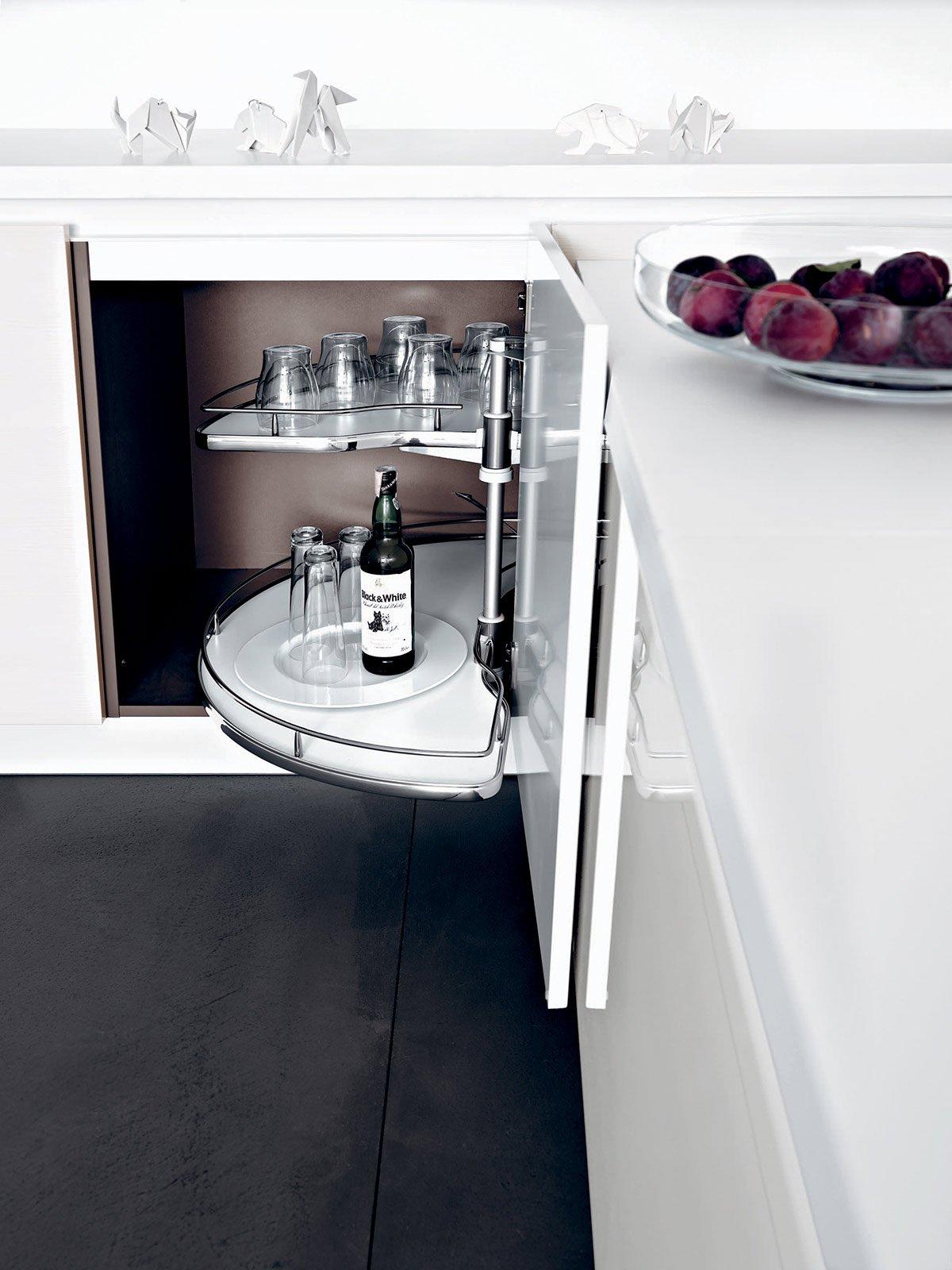 Cucina: le soluzioni per l\'angolo - Cose di Casa