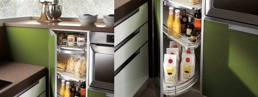 soluzioni salvaspazio cucina : cucina le soluzioni per l angolo 19 11 2013 in cucina moduli angolari ...