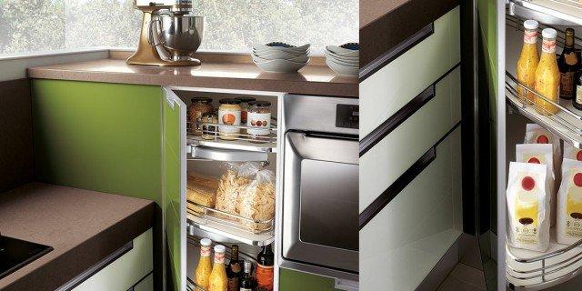 Cucina le soluzioni per l angolo cose di casa - Lunghezza cucina ...