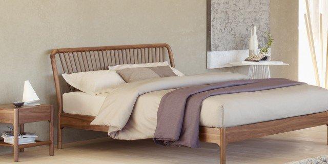 Camera da letto a tinte chiare cose di casa - Camere da letto flou ...