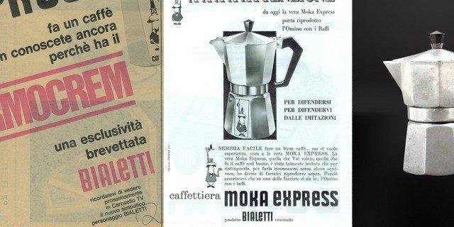 La Moka Bialetti in mostra alla Permanente di Milano