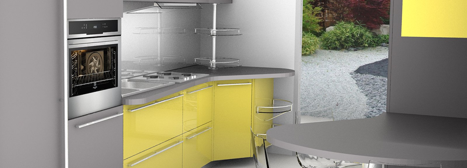 Come progetto la cucina cose di casa - Come rivestire la cucina ...