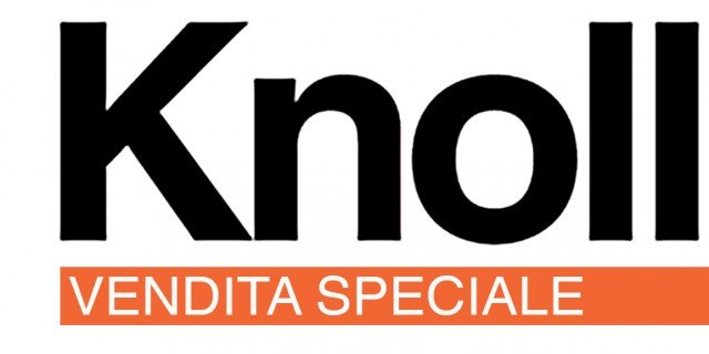 Vendita speciale firmata Knoll International
