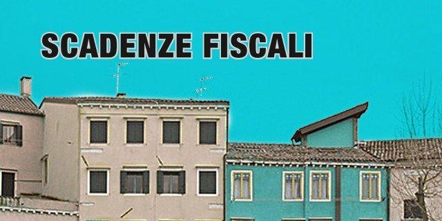 Calendario Fiscale 2019.Scadenze Fiscali 2019 Imu Tasi Canone Rai Cedolare Secca