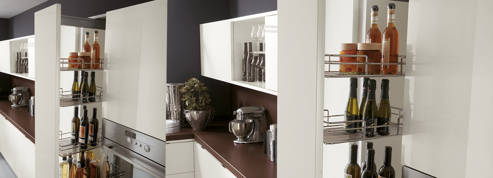 Cucina che moduli scelgo per la dispensa cose di casa - Moduli per cucine componibili ...