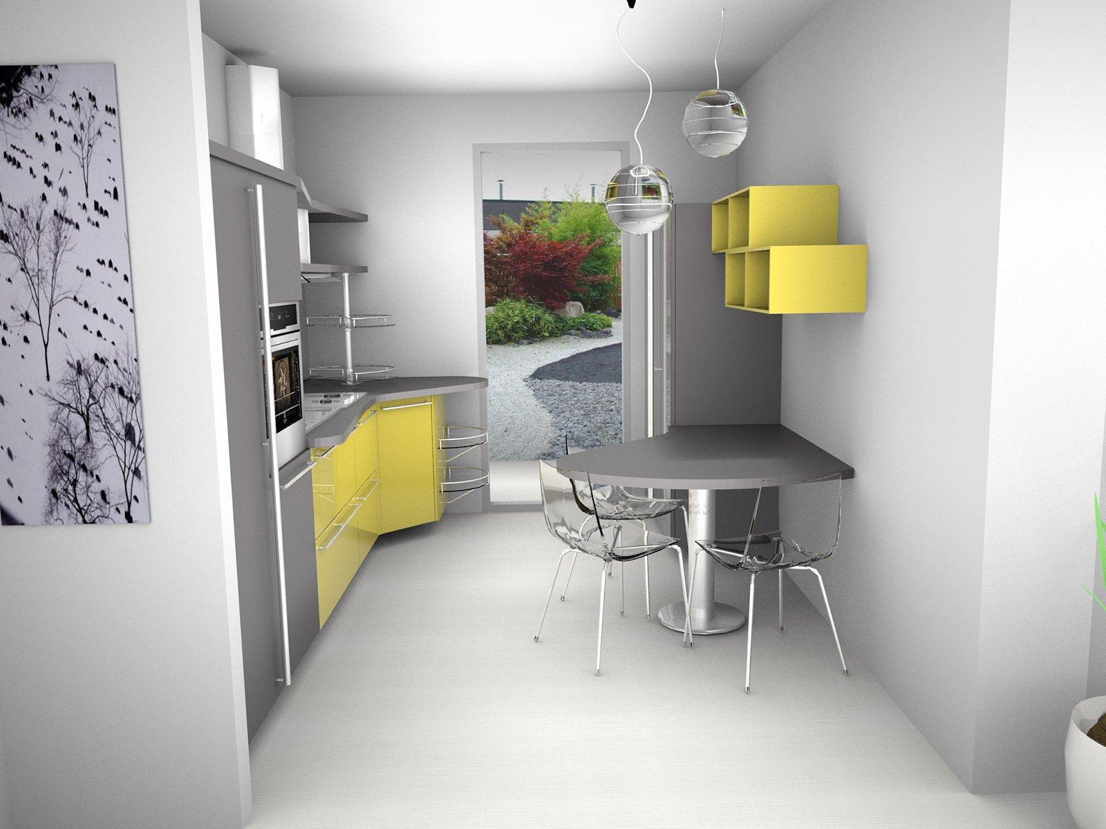 Come progetto la cucina cose di casa for Progettare un tavolo