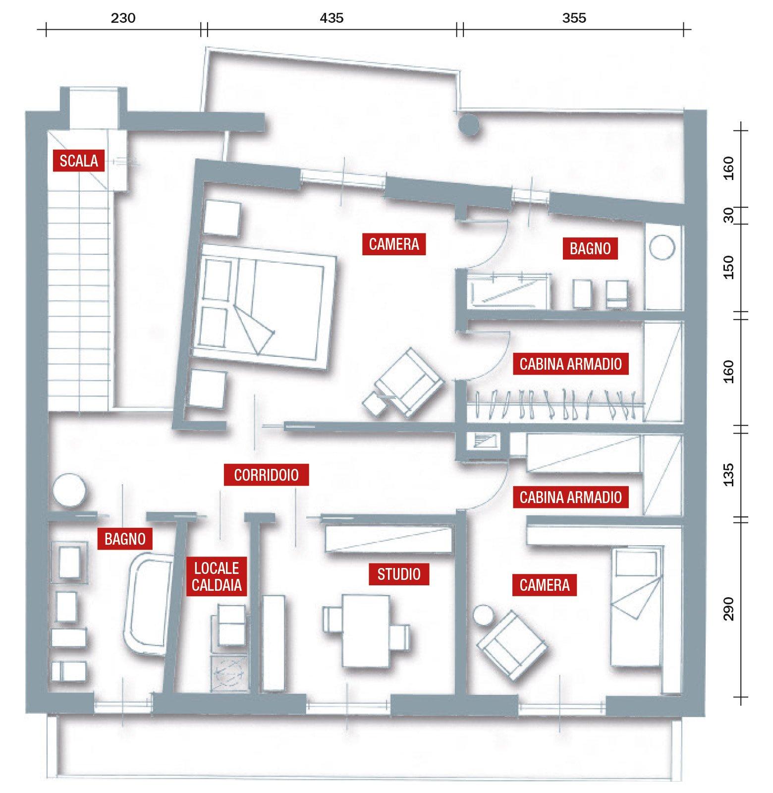 Piante di case moderne px67 regardsdefemmes for Planimetrie per case di 3000 piedi quadrati