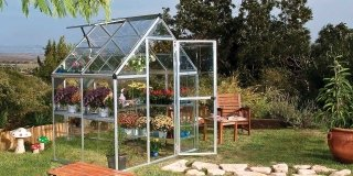 serra da giardino Doritis Mini di verdemax