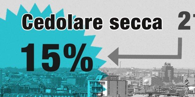 Cedolare Secca Sugli Affitti: Le Novità In Vigore Da Questu0027anno