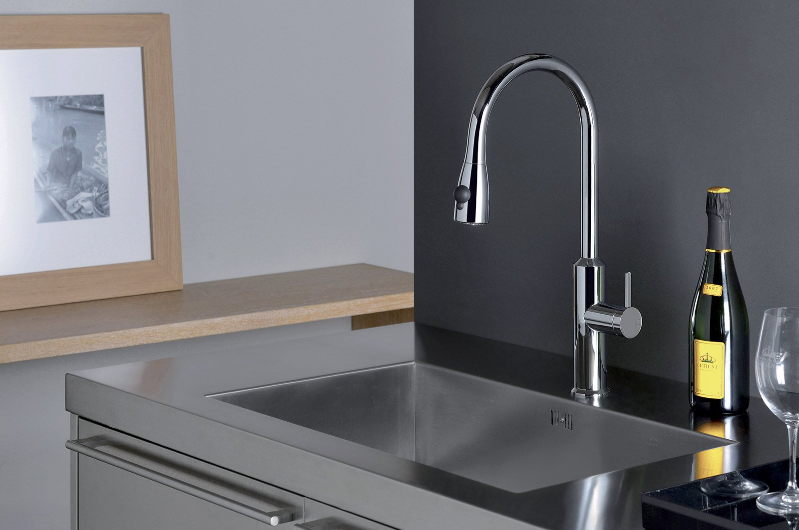 cucina: rubinetti per il lavello - cose di casa - Rubinetti Per Lavello Cucina