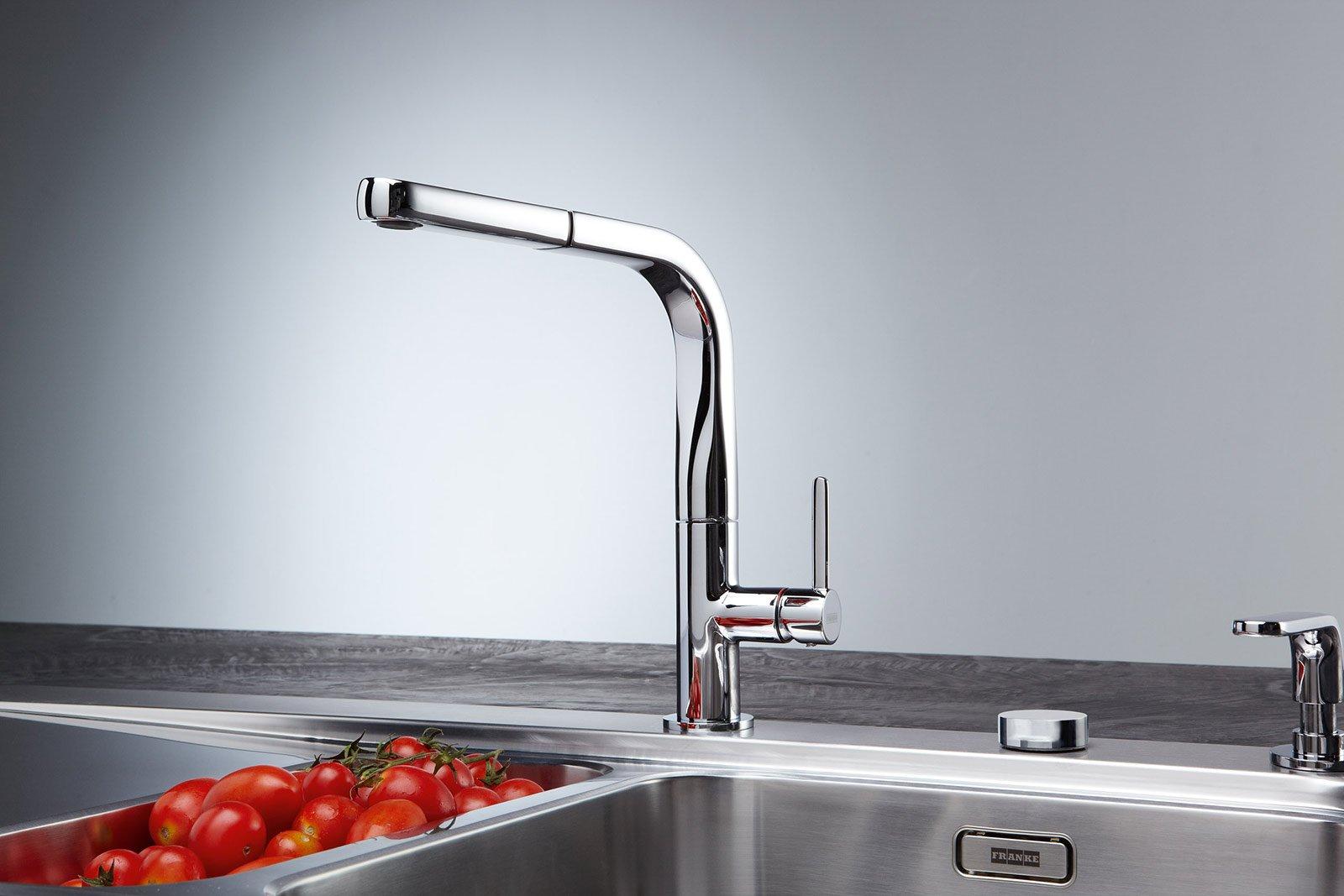 Cucina: rubinetti per il lavello - Cose di Casa
