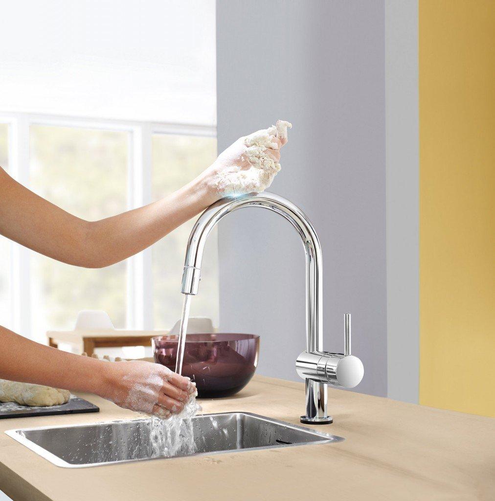 cucina rubinetti per il lavello cose di casa. Black Bedroom Furniture Sets. Home Design Ideas