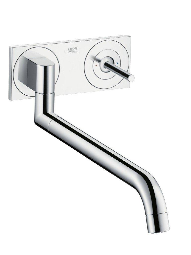 Cucina rubinetti per il lavello cose di casa - Hansgrohe rubinetti cucina ...