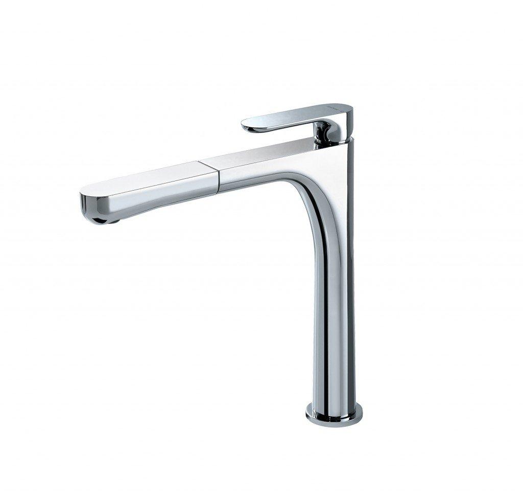 Miscelatori rubinetti cucina newform for Bricoman rubinetti cucina