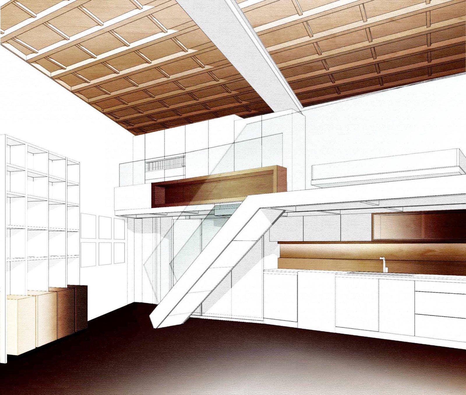 Disegno struttura cucina piacentini cose di casa for Disegno cucina