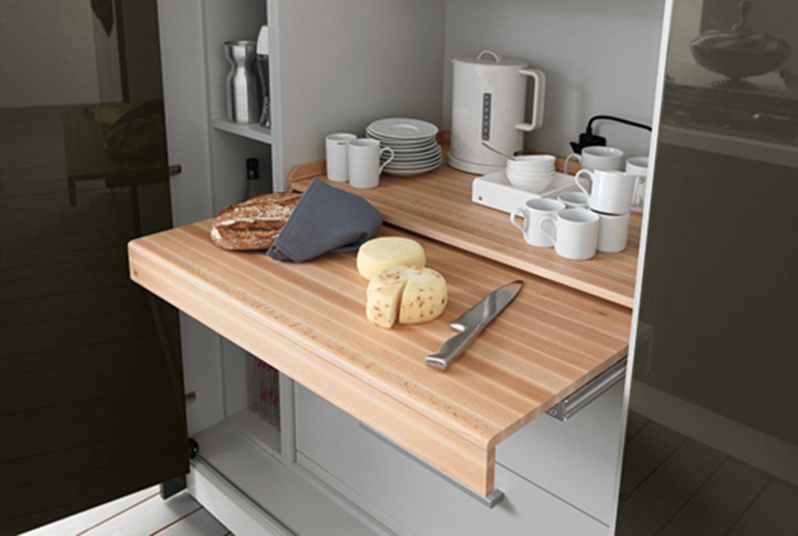 Funzionalit in cucina con le attrezzature giuste cose for Salvaspazio cucina