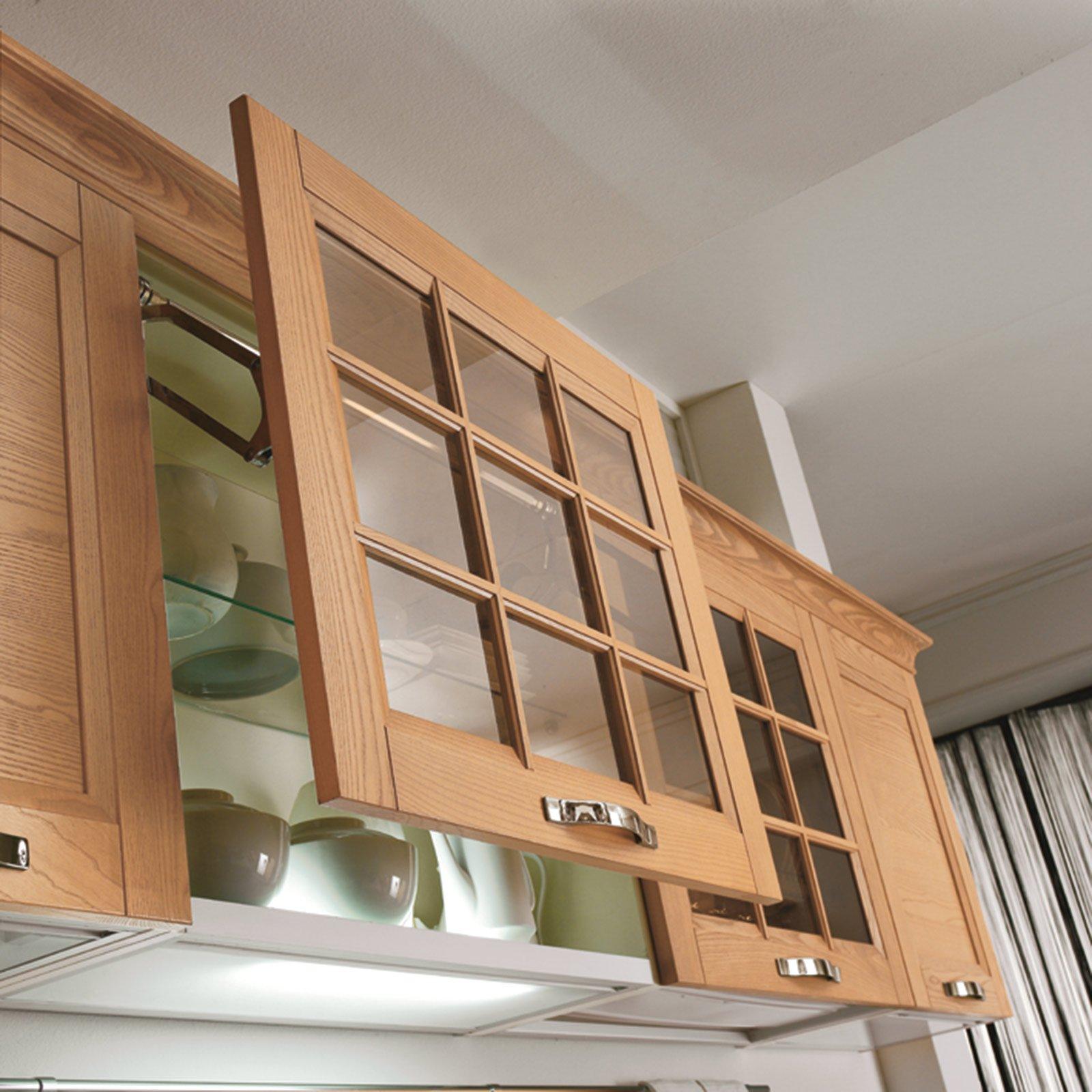 Funzionalit in cucina con le attrezzature giuste cose - Dipingere ante cucina ...