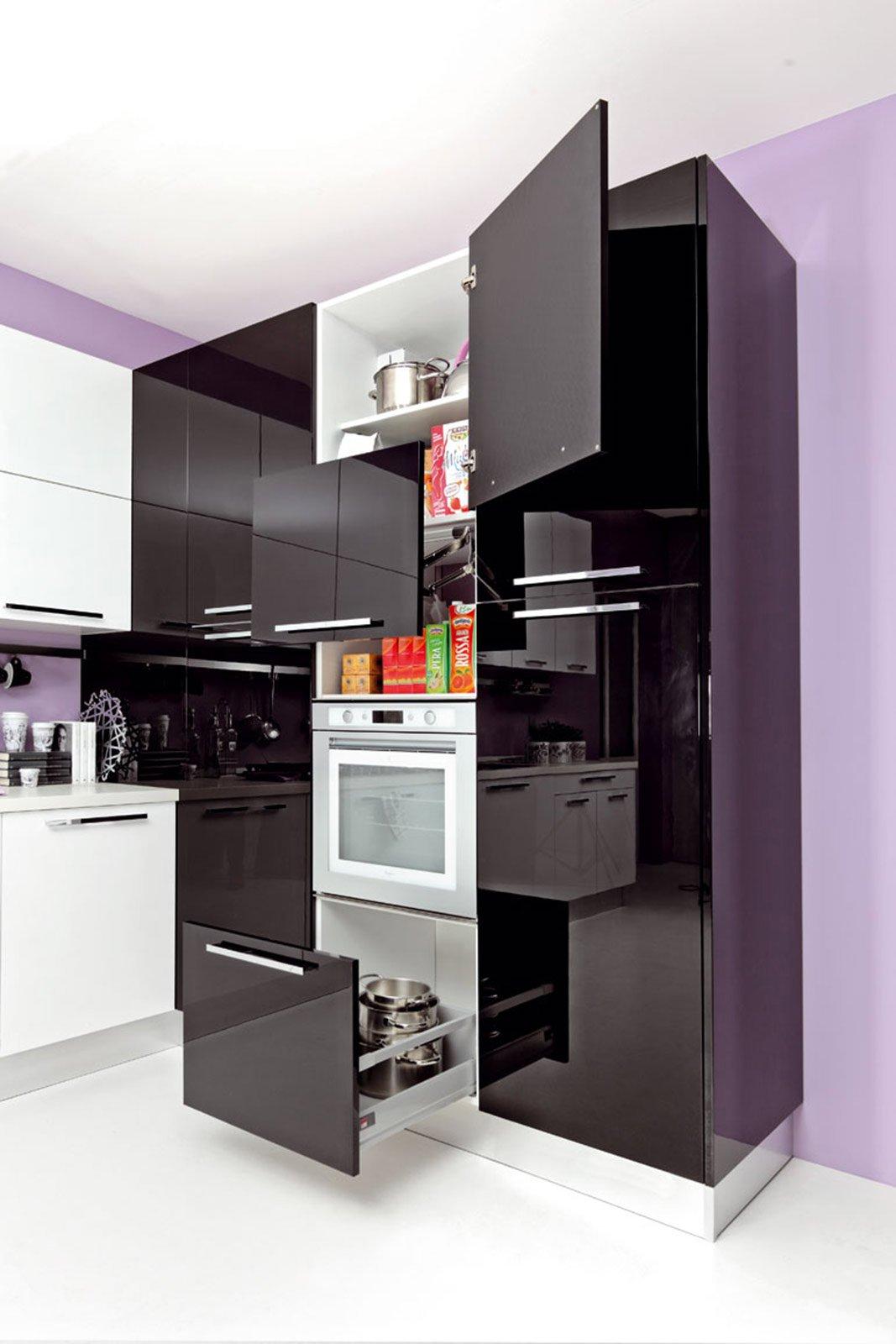 funzionalità in cucina con le attrezzature giuste - cose di casa - Quanto Costa Una Cucina Lube